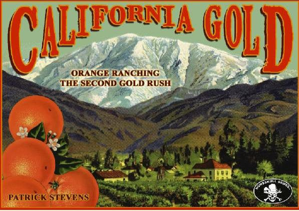 Fall 2015 - California Gold