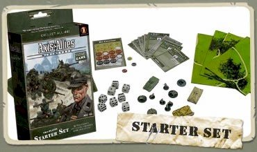 Axis /& Allies Miniatures 2005 Official Hex NEW