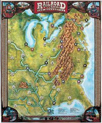 RAILROAD TYCOON – Gamers Alliance Gamers Alliance
