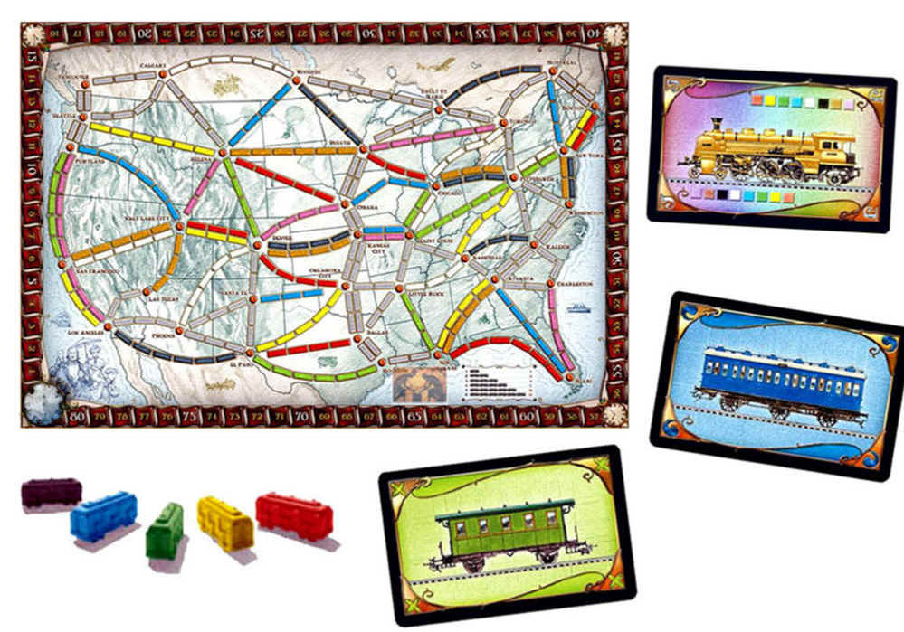 TickettoRideCom