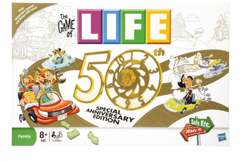 Game of Life 50th pkg